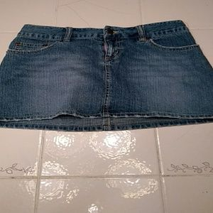 Size 1/2 denim mini-skirt Aeropostale  338